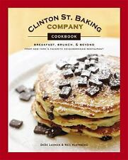 Clinton St. Baking Company Cookbook: Breakfast, Brunch & Beyond from New York's