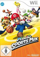 Nintendo Wii Spiel ***** Mario Sports Mix *******************************NEU*NEW
