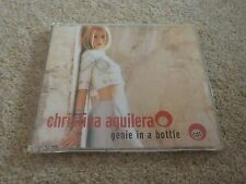 Christina Aguilera - Genie In A Bottle - 3 Track CD Single - CD1 Pop