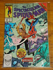 SPIDERMAN SPECTACULAR #147 V1 1ST APP DEMONIC HOBGOBLIN FEBRUARY 1989