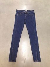 Womens Firetrap 'Skinny' Jeans - W30 L32 - Dark Navy Wash - Great Condition