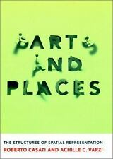 Parts and Places: The Structures of Spatial Representation-ExLibrary
