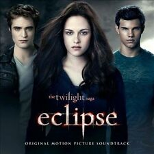 The  Twilight Saga: Eclipse by Original Soundtrack (CD, Jun-2010, Summit Ent/673