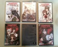 Vampire Knight: Original - Episodes 1-13 & Guilty - Episodes 1-13, Anime 6 DVDs