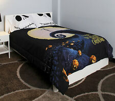 Nightmare Before Christmas Jack Skellington Bedding Full/Queen Blanket Comforter