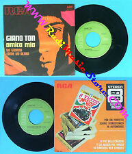 LP 45 7'' GIANO TON Amica mia Un giorno come un altro italy RCA ARC no cd mc*dvd