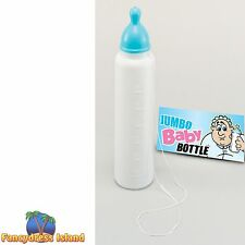 JUMBO BIG BABY MILK BOTTLE PROP HALLOWEEN - fancy dress costume accessory