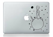 Piccolo PRINCIPE Petit Prince Adesivo Laptop MacBook Decalcomania Art Decorazione Apple