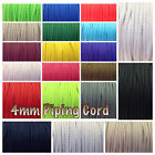 4mm Polyester Piping Cord In Assorted Colour & Different Lengths
