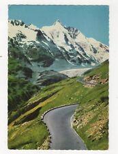 Grossglockner Hochalpenstrasse Postcard Switzerland 646a
