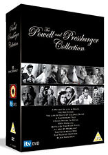 POWELL & PRESSBURGER BOXSET - DVD - REGION 2 UK