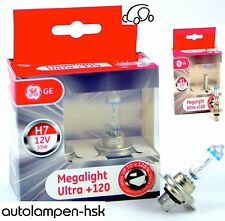 GE H7 MegaLight Ultra +120%  + GE H1 MegaLight Ultra +120%  + DAS SET +