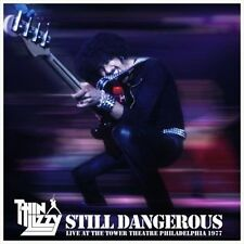 Thin Lizzy - Still Dangerous (2009 Sealed CD)