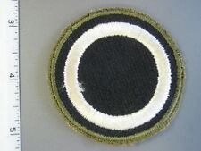1940's 1st Army Corps, NS Meyer patch, w/ OD border,new & used in B Stein's book
