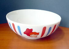 New Rare Ponyo on the Cliff Ghibli Bowl Noodle Ramen Soup Donburi from Japan