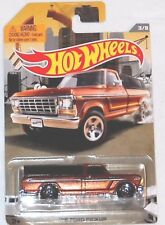 HOT WHEELS TRUCK SERIES 1979 FORD PICKUP Walmart Exclusive VHTF