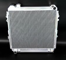 FIT 1988-95 TOYOTA PICKUP/ 4Runner 3.0 V6 3 ROWS/TRI CORES ALUMINUM RADIATOR