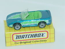MATCHBOX  YELLOW BOX #28 MITSUBISHI SPYDER