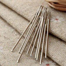 25 PCS Knitters Wool Needles Large Eye For Threading Darning Sewing Embroidery