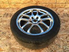"INFINITI G35 SEDAN 2003-2006 OEM RIM WHEEL TIRE 18"" FOR REAR. 141K"