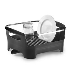 Umbra Basin Dish Rack - Smoke