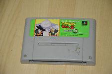 Jeu Super Nintendo Jap : Dragon Ball Z DBZ / Super Famicom