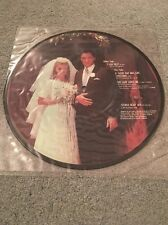 ELVIS PRESLEY VINYL RECORD MERRY CHRISTMAS PICTURE