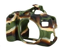 easyCover Armor Protective Skin for Canon EOS Rebel T5i - Camouflage