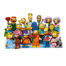 Lego Minifig Minifigures The Simpsons Series 2 71009 Complete Set of 16 Sealed