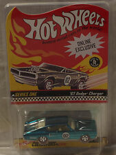Hot Wheels Collectors.Com 67 Dodge Charger Club Car Series 1