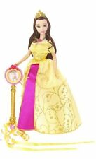 Disney Princess Beauty and the Beast Magical Wand Belle Doll New