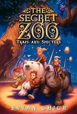 Secret Zoo: Traps and Specters 4 by Bryan Chick (2013, Paperback)
