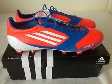 Adidas f50 adizero  trx fg leather football boots size 11 BNIB