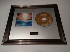 PERSONALLY SIGNED/AUTOGRAPHED JHENE AIKO - SOULED OUT CD FRAMED PRESENTATION.