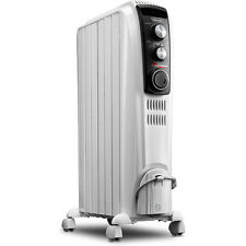 Delonghi TRD40615T - White High Performance Radiant Heater - Mechanical Controls