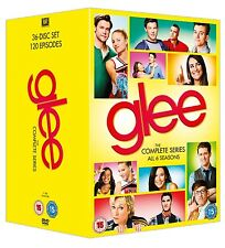 GLEE COMPLETE SERIES DVD COLLECTION BOXSET 36 DISCS  R4 120 EPS EXPRESS POST!