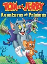 * DVD * Tom et Jerry - Aventures et frissons