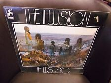 The Illusion If It's So vinyl LP Steed Records Sealed