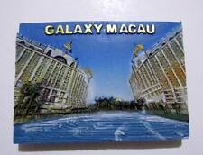 ▓ GALAXY MACAU (II) RESIN FRIDGE / REF MAGNET COLLECTIBLE SOUVENIR