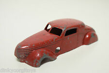 SOLIDO JUNIOR DEMONTABLE CARROSSERIE BODY ONLY GRAHAM RED GOOD CONDITION.