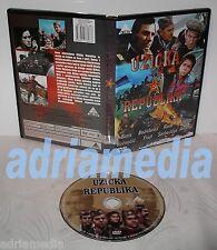 UZICKA REPUBLIKA DVD Titovo Uzice 1974 Kadinjaca rat Best film Jugoslavija SFRJ