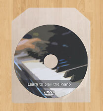 Learn how to play the Piano DVD video guide lessons tutorial tuition Keyboard