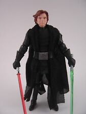 Custom Star Wars Jacen Solo/Darth Caedus 3.75in figure jedi sith mandalorian EU