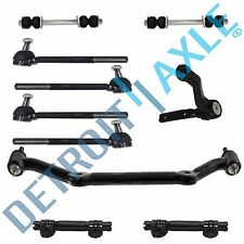 Brand New 10pc Complete Front Suspension Kit - Chevy & GMC Blazer S10 Jimmy 2WD