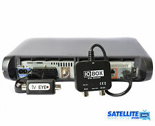Io-link BOX modulatore RF output per SKY HD BOX PLUS un libero BLACK MAGIC EYE