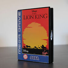 THE LION KING / IL RE LEONE SEGA MEGA DRIVE MEGADRIVE PAL EU COMPLETO CIB