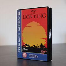 THE LION KING / IL RE LEONE SEGA MEGA DRIVE MEGADRIVE PAL EU COMPLETO CIB