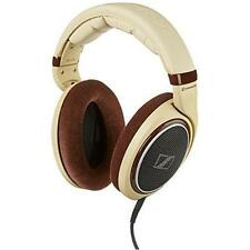 Sennheiser HD 598 Over-Ear Headphones - Brown/Ivory