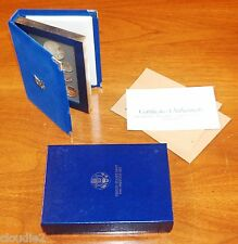1993 Bill of Rights Prestige Proof Set original box & COA - Proof Silver Dollar