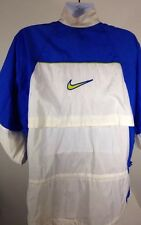 Vintage Nike Track Jacket Windbreaker Nylon Large